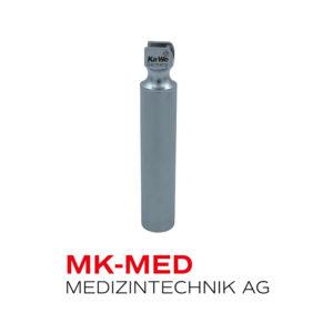 Batterie-/Ladegriff 2,5 V, mittel Warmlicht
